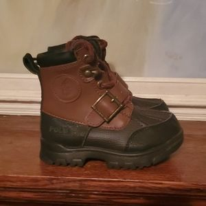 Polo boots 6c